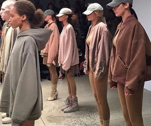 yeezy and kylie jenner image
