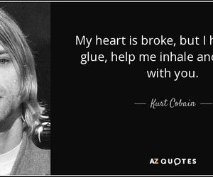 dumb, kurt cobain, and Lyrics image