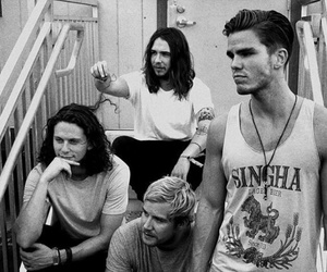 kaleo, band, and indie image
