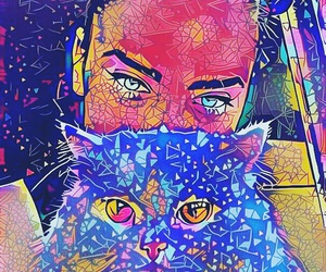 effect, trippy, and trippin image