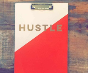 clipboard, hustle, and organize image