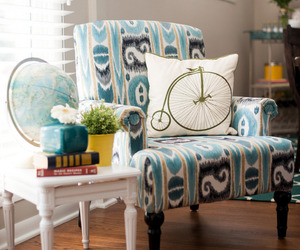 beautiful, chair, and decor image