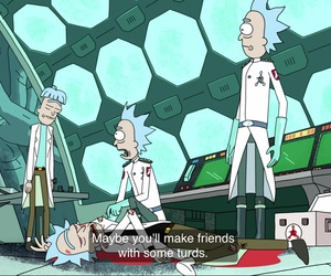 adult swim, funny, and quote image