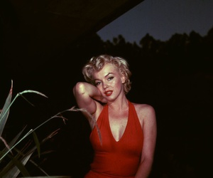 Marilyn Monroe, beautiful, and icon image