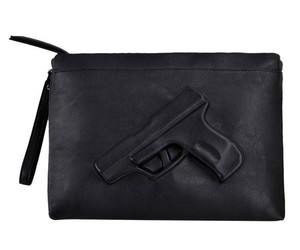 bag, gun, and clutch image