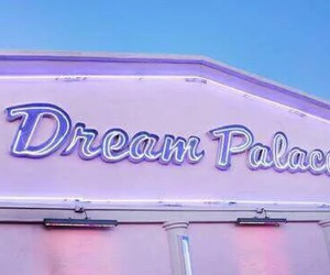 purple, Dream, and pink image