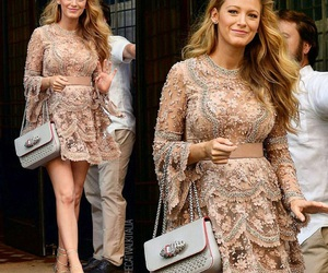 beautiful, blake lively, and Couture image