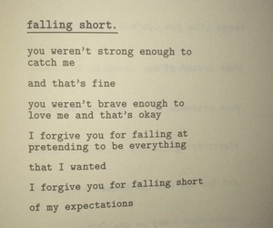 heartbreak, lonely, and poetry image