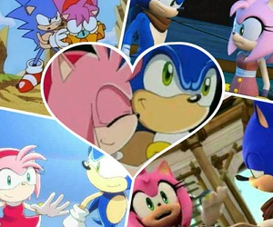 sonic boom, sonic x, and love image