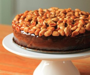 caramel, food, and pie image
