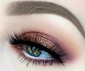 beautiful, eyes, and maquillaje image