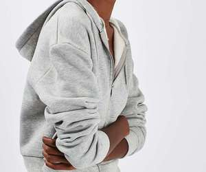 cold, hoodie, and fashion image
