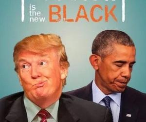 black, new, and obama image