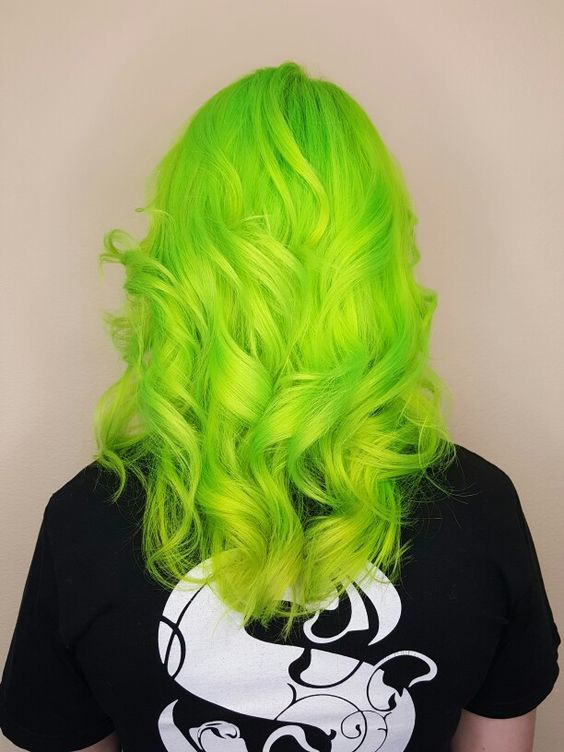 curls, slytherin, and green image