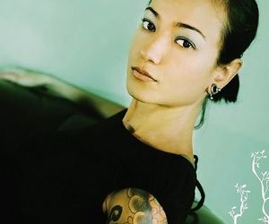 Professional woman with a tattoo:
