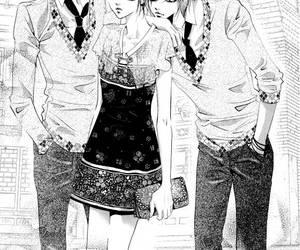 yul, goong manhwa, and chae gyeong and shin image