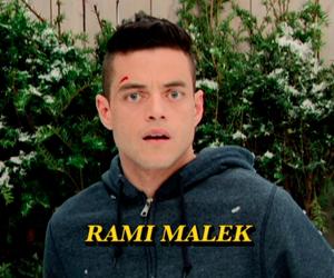 rami malek and mr robot image