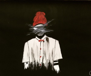 art, top, and clique image