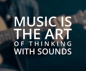 music, art, and sound image