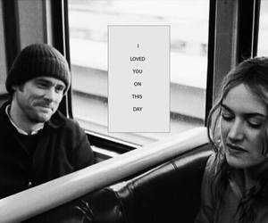 black, movie, and eternal sunshine of the spotless mind image