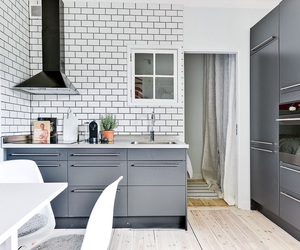 grey, living, and home image