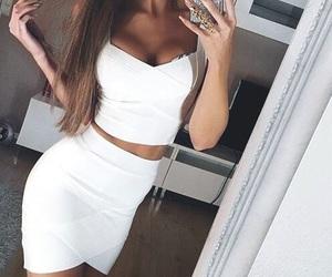 boobs, hair, and pretty image