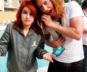 hayley williams, paramore, and we the kings image