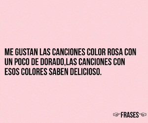 colors, frases, and music image