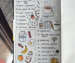 journal and aesthetic image