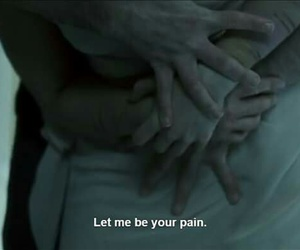 pain and love image