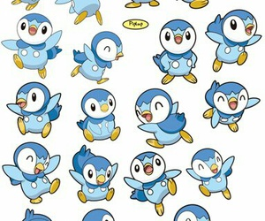 piplup, tutte le forme di piplup, and dolciotti image