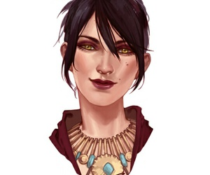 morrigan, dragon age, and dragon age inquisition image