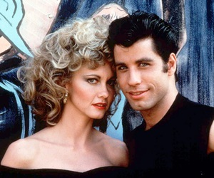 grease, musical, and thebestmovie image