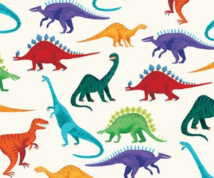 background, wallpaper, and dinosaur image
