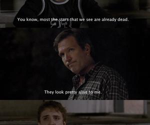 horror movie, quotes, and sad image