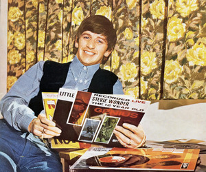 60s, ringo starr, and the beatles image