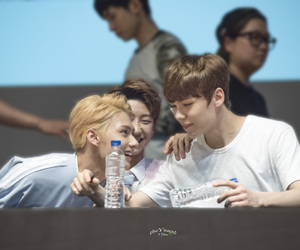 jun, Seventeen, and vernon image