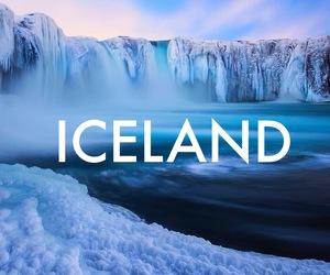 iceland and ice image