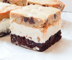 ice cream, Cookies, and dessert image