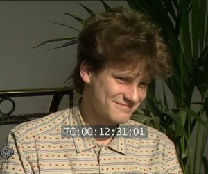 Colin Firth, young and brilliant, and british awesomeness image