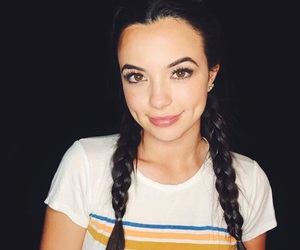 vanessa merrell, hair, and smile image