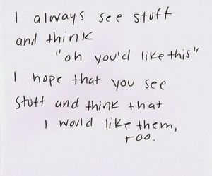 quotes, love, and stuff image