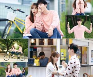 couple, han hyo joo, and cute image