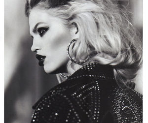 fashion, model, and daphne groeneveld image