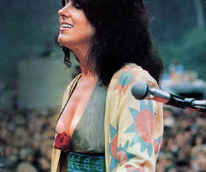 grace slick, hippie, and jefferson airplane image