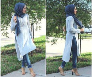 hijab fashion trends image