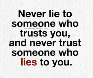 quotes, some one, and trust image