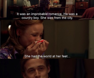 the notebook, love, and movie image