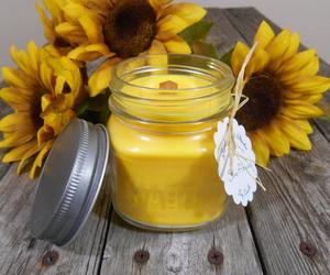 yellow, daisy, and etsy image