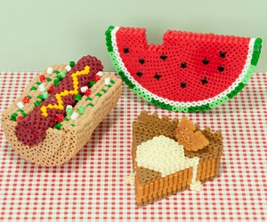 diy and hama beads image